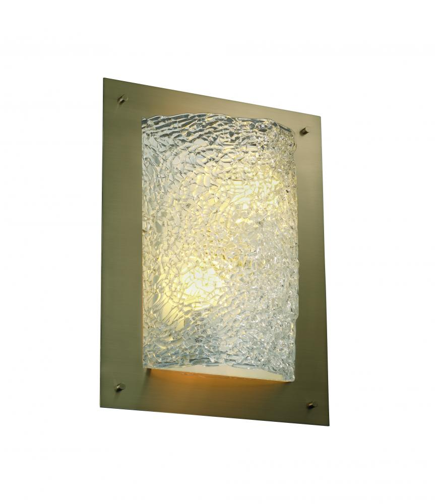 Framed Rectangle 4-Sided LED Wall Sconce (ADA) : 5Q5121 | Northwood ...