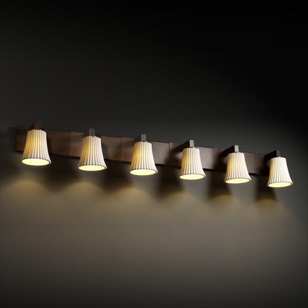 & Modular 6-Light Bath Bar : CP04X   Northwood Lighting azcodes.com