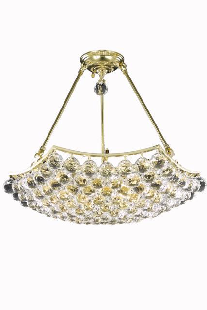 Corona 6 light gold chandelier hckpx northwood lighting corona 6 light gold chandelier mozeypictures Images